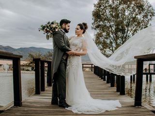 La boda de Angélica  y Jairo 1