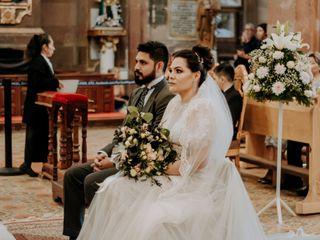 La boda de Angélica  y Jairo