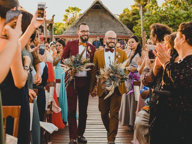 La boda de José y Jhibrán