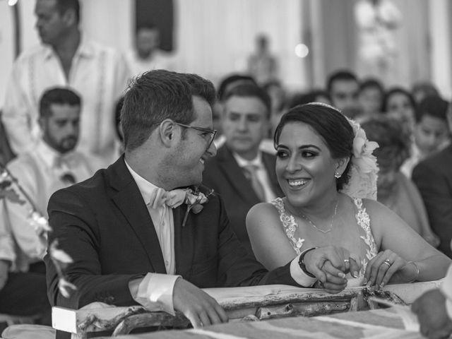 La boda de Fernanda y Fernando