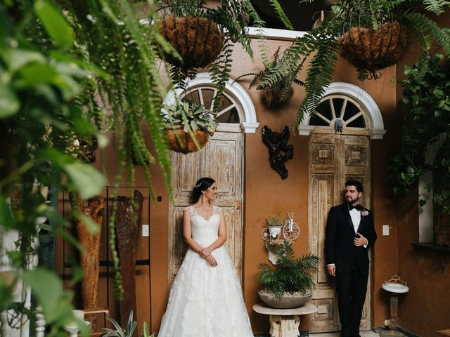 La boda de Karen y Jorge