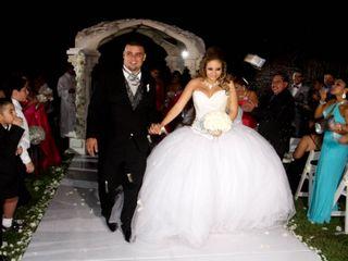 La boda de Yessica y José Luís
