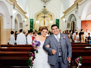 La boda de Lorena  y Juan Raul