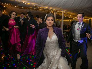 La boda de Paola y Toño 1