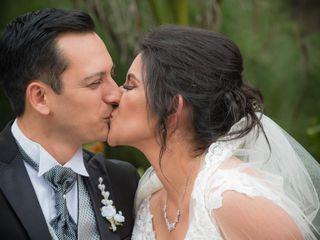 La boda de Paola y Toño