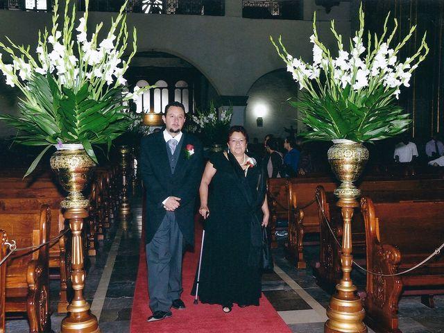 La boda de Paloma y Sergio en Coyoacán, Ciudad de México 8