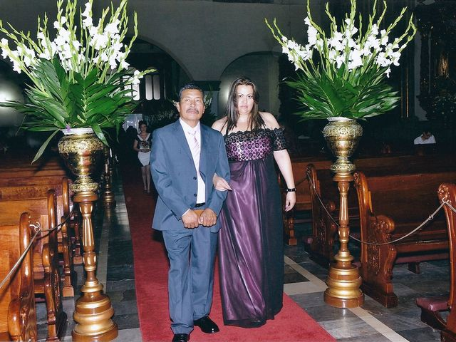 La boda de Paloma y Sergio en Coyoacán, Ciudad de México 13