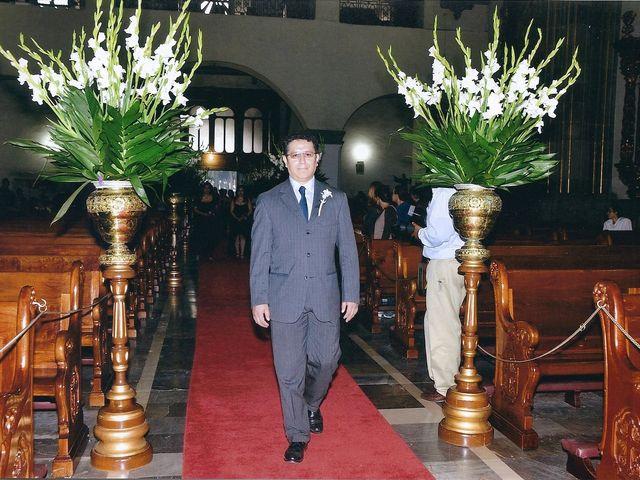 La boda de Paloma y Sergio en Coyoacán, Ciudad de México 15
