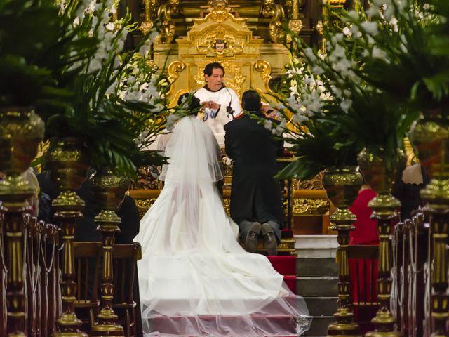 La boda de Paloma y Sergio en Coyoacán, Ciudad de México 33