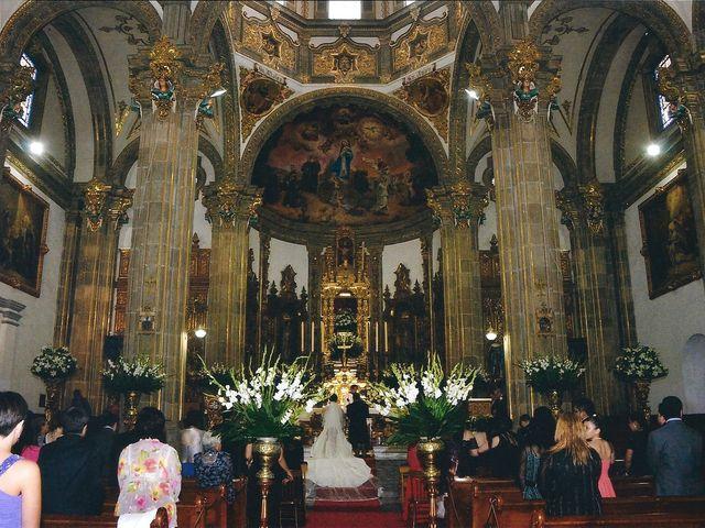 La boda de Paloma y Sergio en Coyoacán, Ciudad de México 37