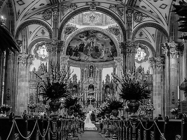 La boda de Paloma y Sergio en Coyoacán, Ciudad de México 38