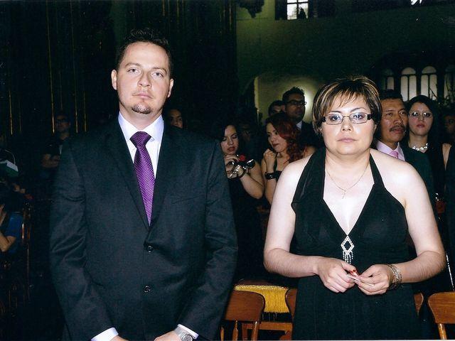 La boda de Paloma y Sergio en Coyoacán, Ciudad de México 44