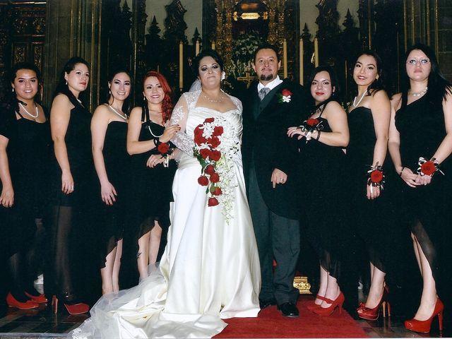 La boda de Paloma y Sergio en Coyoacán, Ciudad de México 53
