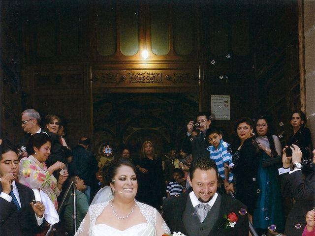 La boda de Paloma y Sergio en Coyoacán, Ciudad de México 57