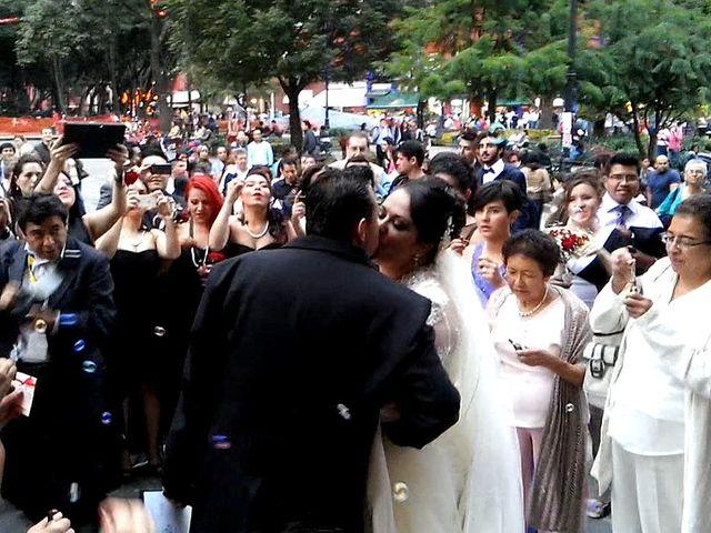 La boda de Paloma y Sergio en Coyoacán, Ciudad de México 58