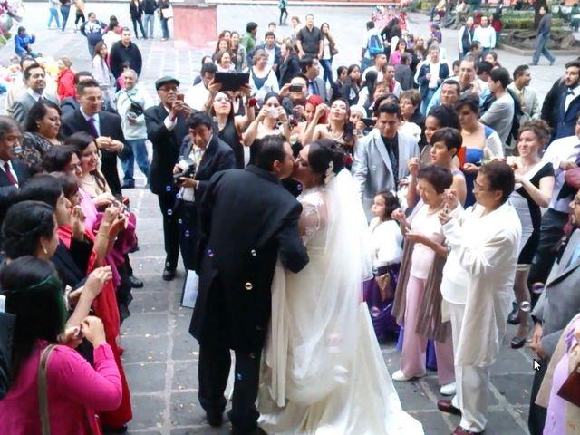 La boda de Paloma y Sergio en Coyoacán, Ciudad de México 59