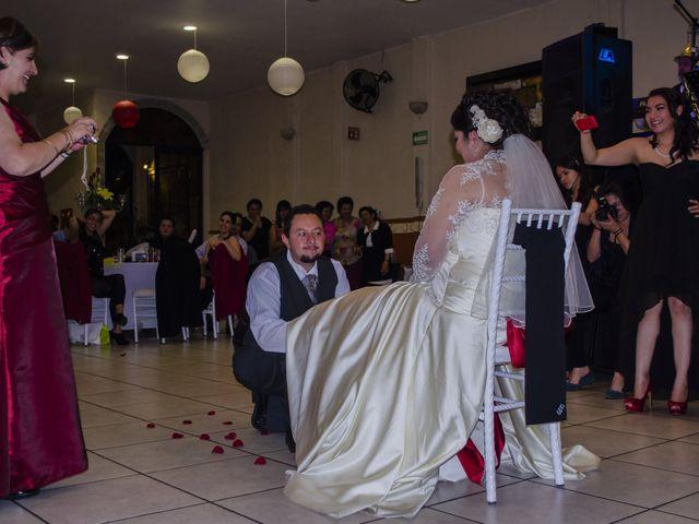 La boda de Paloma y Sergio en Coyoacán, Ciudad de México 75