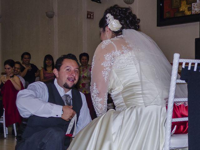 La boda de Paloma y Sergio en Coyoacán, Ciudad de México 76