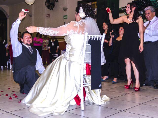 La boda de Paloma y Sergio en Coyoacán, Ciudad de México 77