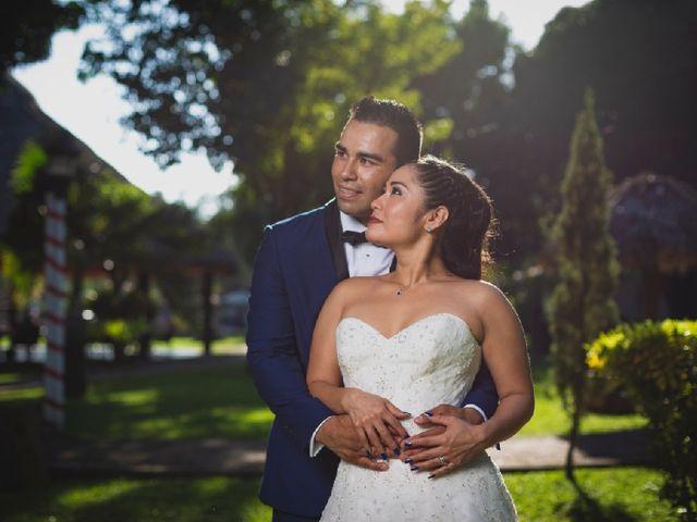 La boda de Luz Selene y Argenis