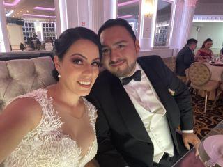 La boda de Fernanda  y Ahedil