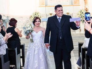 La boda de Daniela y Jesús