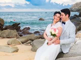 La boda de Niva y Ernesto