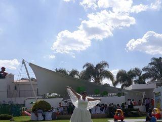 La boda de Ketzal y Luis 1