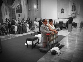 La boda de Ketzal y Luis