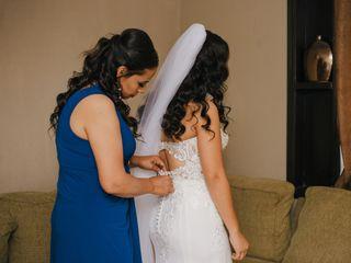 La boda de Melissa y Erick 2