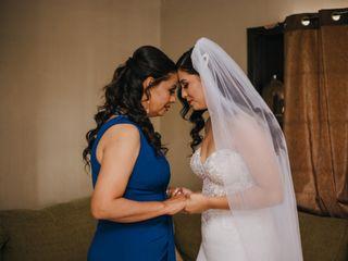 La boda de Melissa y Erick 3