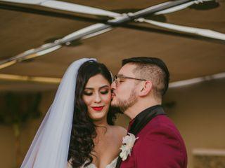 La boda de Melissa y Erick