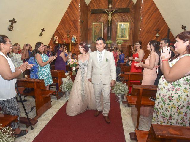 La boda de Orlando y Nancy en Mazatlán, Sinaloa 20