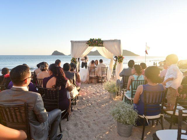 La boda de Orlando y Nancy en Mazatlán, Sinaloa 28