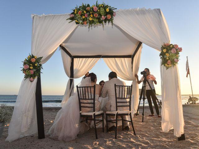 La boda de Orlando y Nancy en Mazatlán, Sinaloa 29