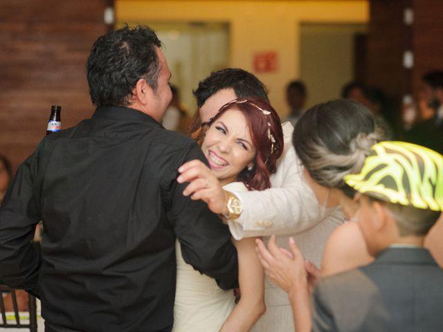 La boda de Orlando y Nancy en Mazatlán, Sinaloa 35