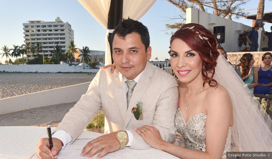 La boda de Orlando y Nancy en Mazatlán, Sinaloa