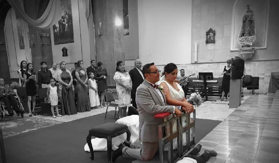 La boda de Luis y Ketzal en Guadalajara, Jalisco