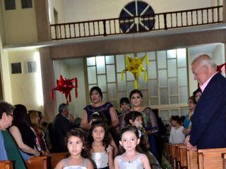 La boda de Kenia Paola y Paul Adrián 2