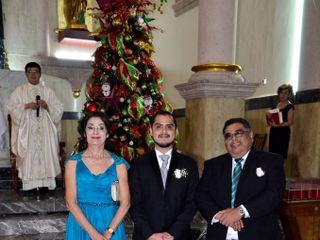 La boda de Kenia Paola y Paul Adrián 3