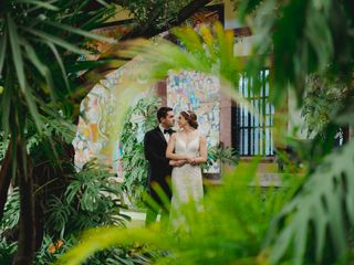 La boda de Caro y Óscar
