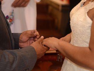 La boda de Xareni y Vini 1