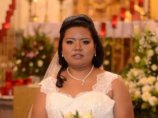 La boda de Xareni y Vini 2