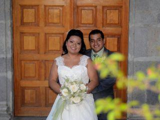 La boda de Xareni y Vini