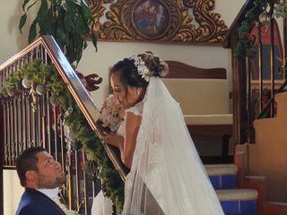 La boda de Brenda Soledad  y Miguel Ángel 1