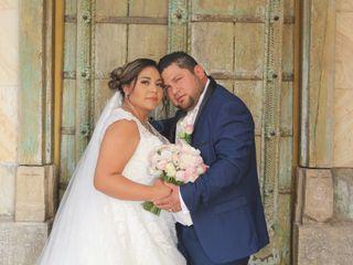 La boda de Brenda Soledad  y Miguel Ángel