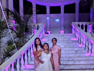 La boda de Brenda Soledad  y Miguel Ángel 3