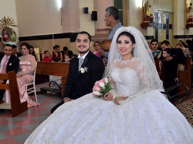 La boda de Kenia Paola y Paul Adrián