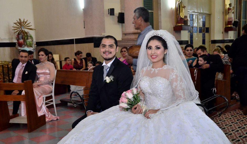 La boda de Paul Adrián y Kenia Paola en Culiacán, Sinaloa