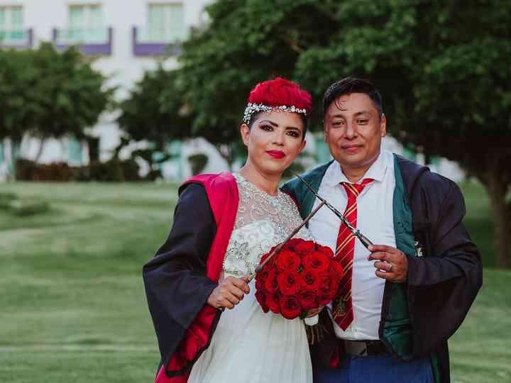 La boda de Edith y Carlos